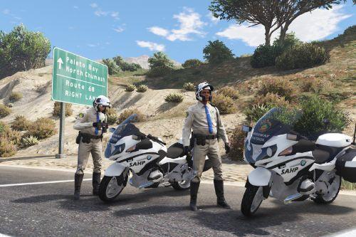 Pack Highway Patrol (+ Ped) [Replace | ELS]