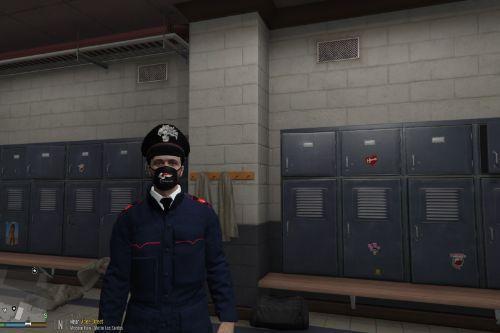 Pack Mascherine Forze dell'Ordine Italiane -  Italian Police Masks Pack
