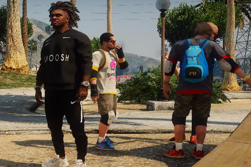 [PACK] Nike Academy jogger pants