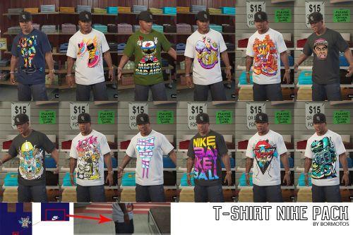 Nike T-Shirt Pack