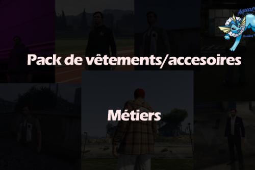 Pack Vetements/Accessoire – EUP – Entreprises l French business clothes/accessories pack