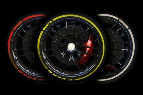 Pagani Huayra BC Roadster [Custom Tyres]