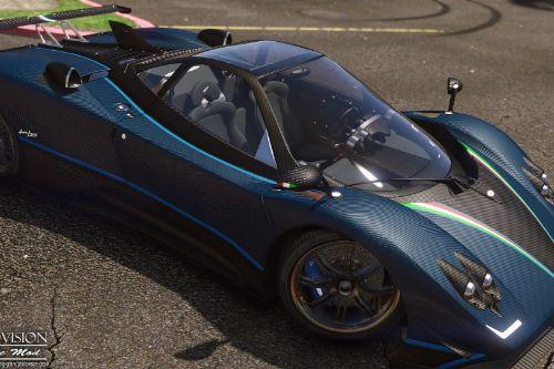 Pagani Zonda Tricolore 2010 [Add-On / Replace]
