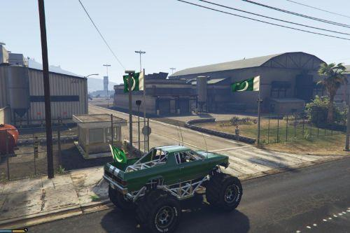 Pakistan Flag Pack