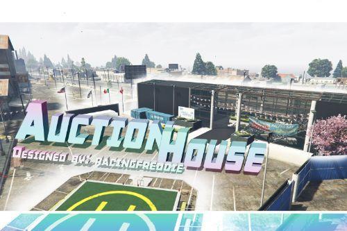 Paleto Vehicle Auction House  v1.0