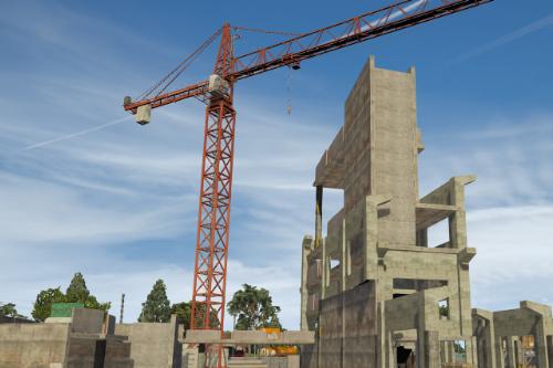 Paleto Bay construction site [Menyoo]