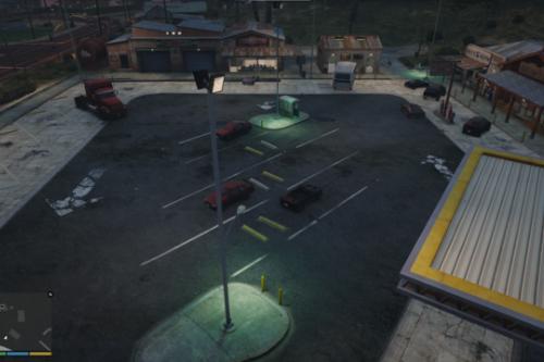 Paleto Bay Gas Station Revamp [YMAP]