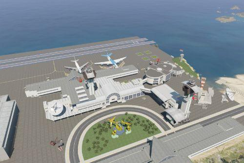 Paleto Bay international airport [Menyoo]