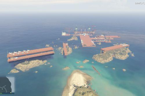 Paleto Bay Naval Base [Menyoo]