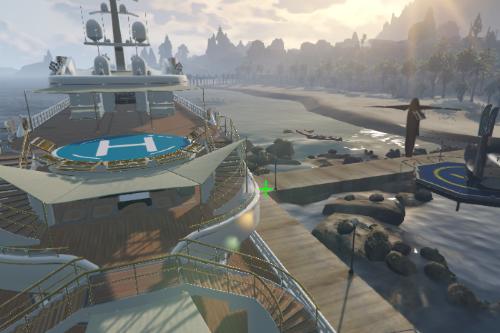 Paleto Bay Pier Remastered [Menyoo]