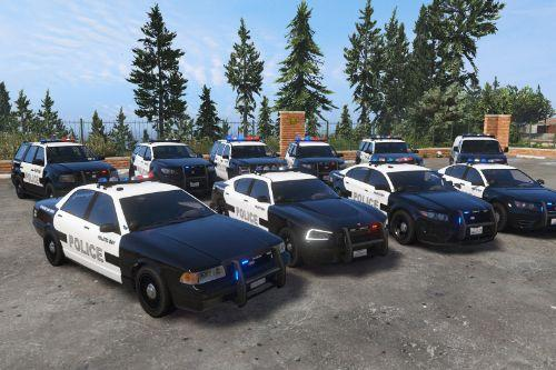 Paleto Bay Police Department Pack [Add-On | DLS]