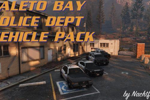 Paleto Bay Police Department Vehicle Pack [Add-On] [Lore-Friendly]