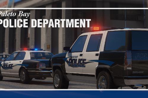 Paleto Bay Police Livery Pack [4K & 2K]