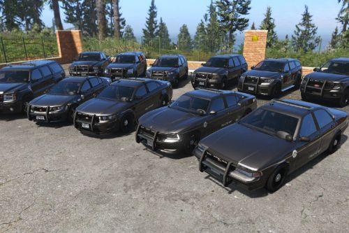 Paleto Bay Sheriff Office Pack [Add-On]