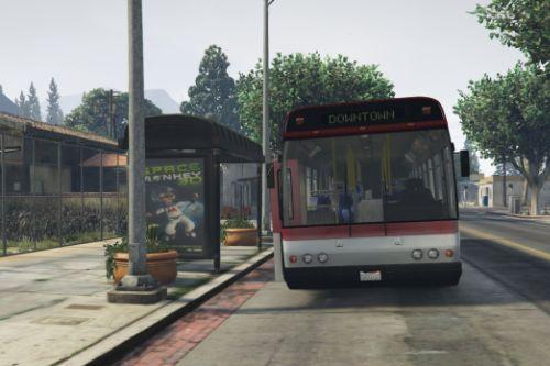 Paleto Bay Bus Stops [YMAP]