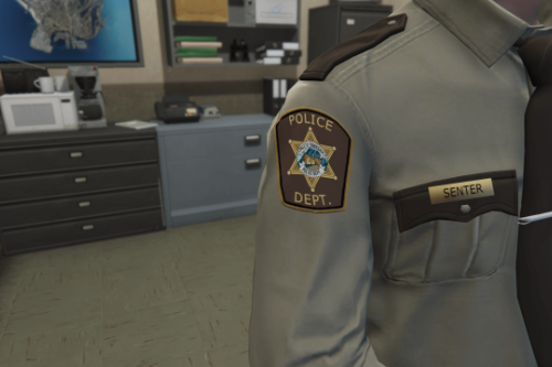 Paleto Township Police Uniform (EUP)