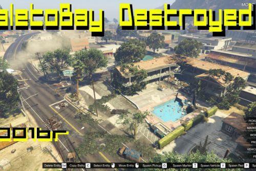 Paleto Bay Destroyed