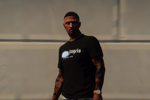 Palm Angels T-Shirt Pack For MP Male