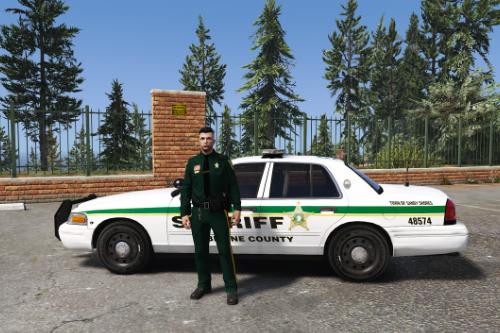 Palm Beach Sheriff's Office Uniform Pack - EUP