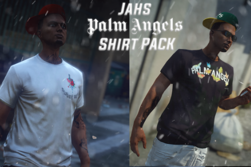 Palms Angels Clothing Pack for MP Male