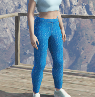 Pants Big Bootie for MP Female