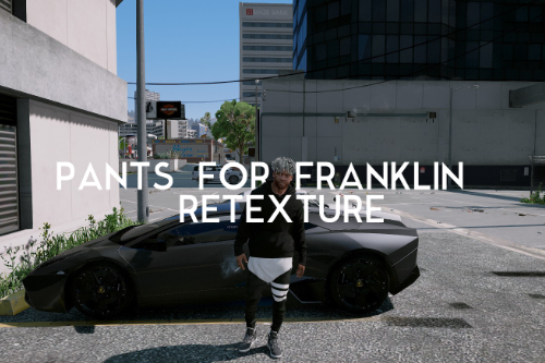 Pants for Franklin
