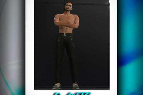 Pants for MP Male