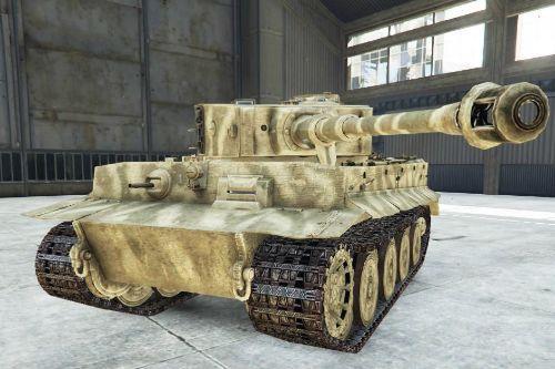 Panzerkampfwagen VI Ausf. E Tiger [Replace]