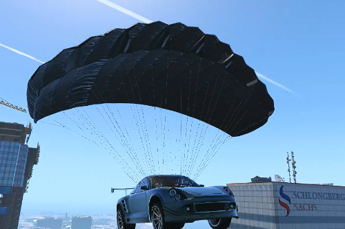 9f5234 parachutecar gtav modification