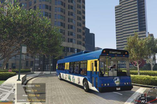 Paramatta Eels City Bus