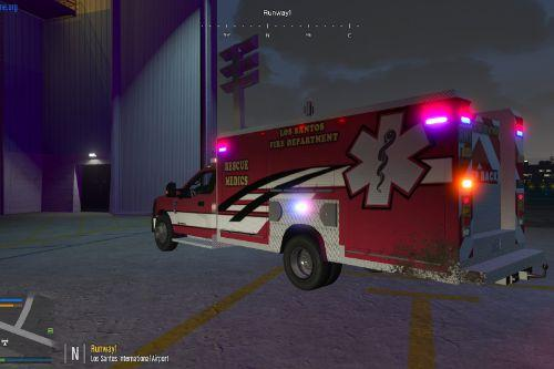 Paramedic Rescue w/ Light Tower [ELS]