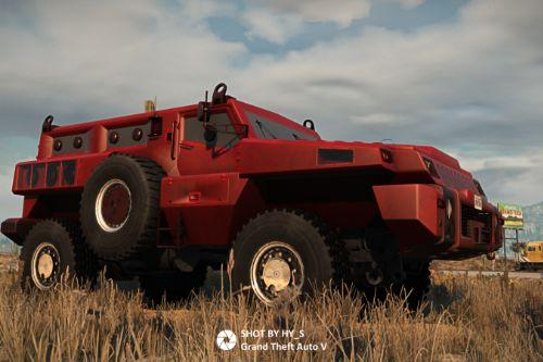 Paramount Marauder [Add-On]