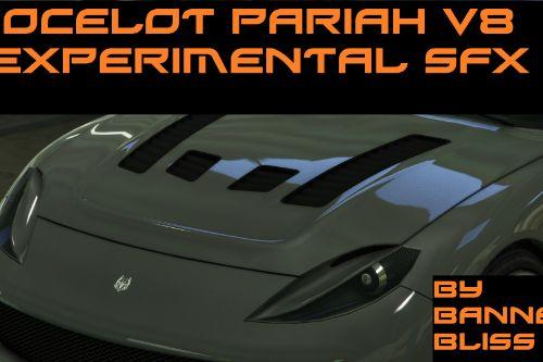 Pariah Straight-Piped Decatted Monster V8 Sound (Replace)