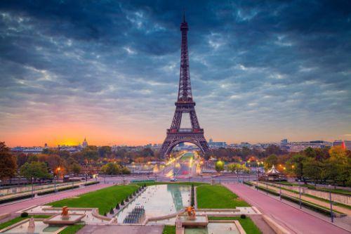 Paris Loading screens