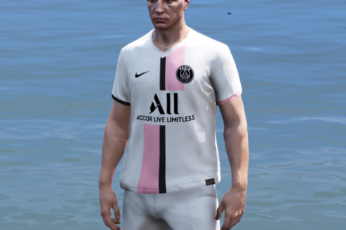 Paris Saint-Germain 21/22 Away Kit