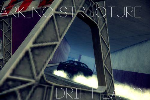 Parking Structure Drift Layout (Inspired by Fast and Furious Tokyo Drift)