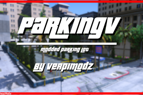 ParkingV [Add-On | FiveM | RageMP]