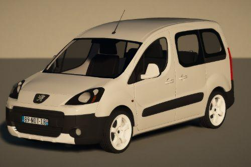 Peugeot Partner Tepee Civil [Add-on | Replace | FiveM | Unlocked ]