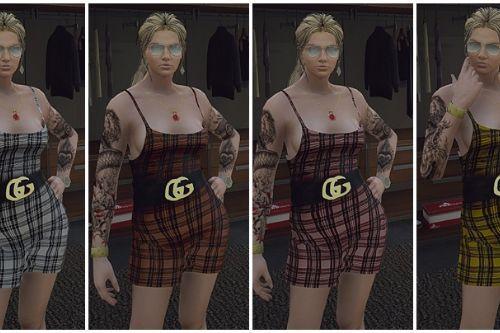 Party dress Gucci (MP Female)