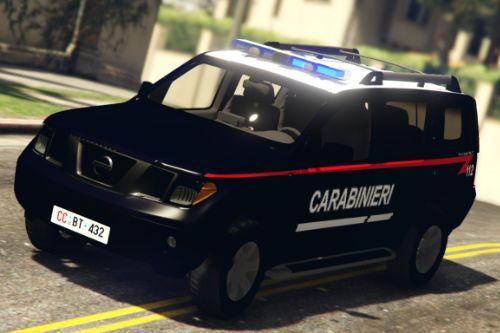 Pathfinder - Carabinieri | Military Police [ELS]