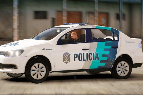 Patrullero Voyage POLICIA BONAERENSE ARG