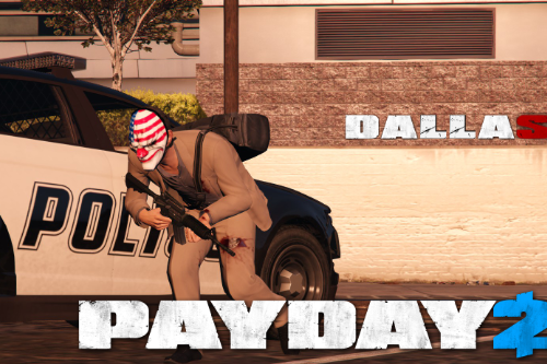 PAYDAY 2 Dallas Mask