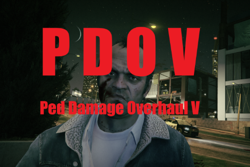 Ped Damage Overhaul V