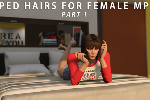 New Hairstyles for Female MP Part 1