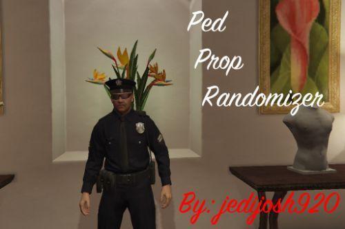 Ped Prop Randomzier