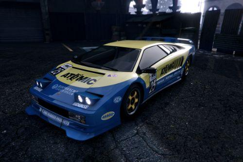 Pegassi Infernus Classic - Improved & Mapped [Replace | Liveries | Template]