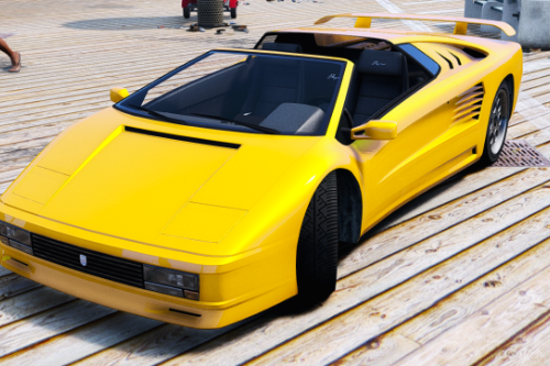 Pegassi Infernus Classic Roadster [Add-On | Extras | Tuning | LODs]