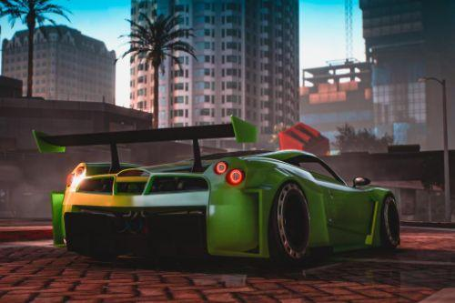 Pegassi Osiris FR-Works [Add-On | Tuning]