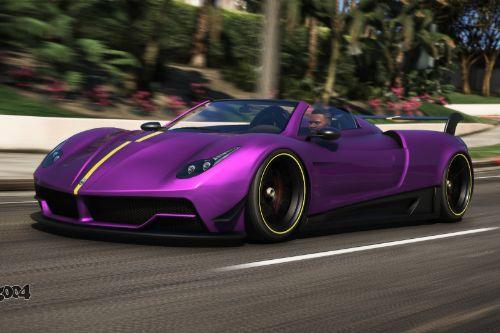 Pegassi Osiris Roadster [Add-On | Tuning]