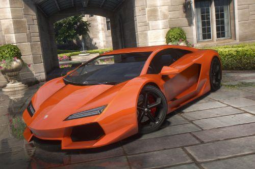 Pegassi Severo [Add-On | Tuning | Sounds | Liveries]